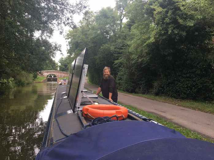 Solar panels for narrowboats and c boats. Good prices, good ... on