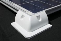 fixations d'angle pour panneau solaire