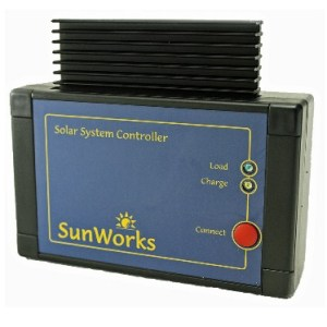 Solar Panel Charge Controllers. High Power