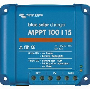 Victron Solar Panel Charge Controllers. MPPT