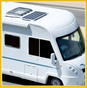 Campervan and Motorhome Solar Panels