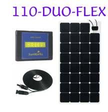 semi flexible solar panel kit