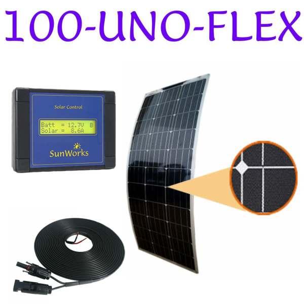 solar panel kit for motorhomes