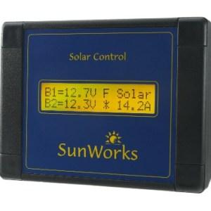 Gamme de contrôleurs et régulateurs de charge solaire