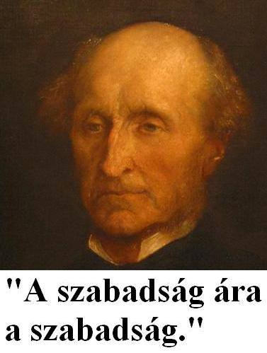 John Stuart Mill sz.a