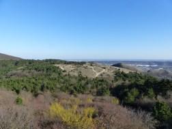 Farkas-hegy a Szekrényes-hegyről