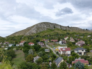 Odvas-hegy a Kálvária-dombról