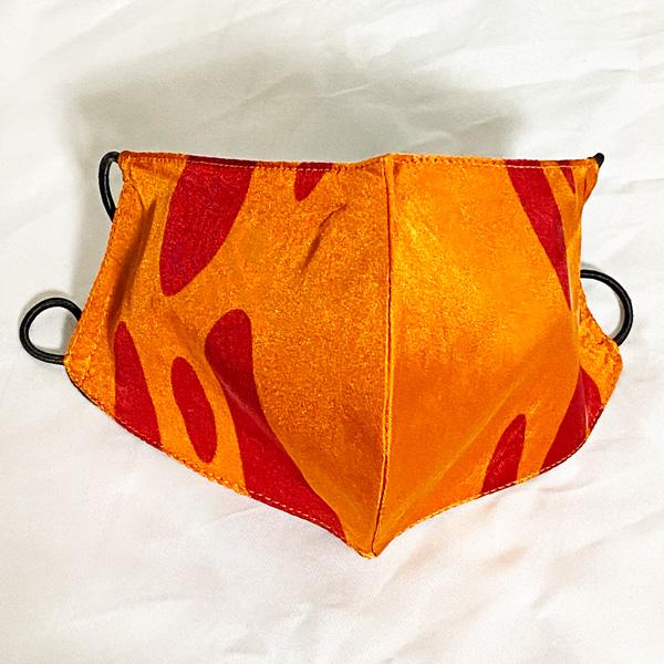 Sunzi Star Dreaming Orange Face Mask