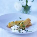 Hävyttömän helppo herkku – karamellisoitu ananas