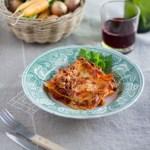 Tuoksuva vastalause suorittamiselle – Lasagne