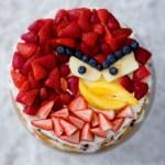 Hätä keinot keksii – Angry birds -kakku toistaitoisille