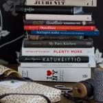 Poiminnat vuoden kirjasadosta – lahja-ideoita erilaisille kotikokeille