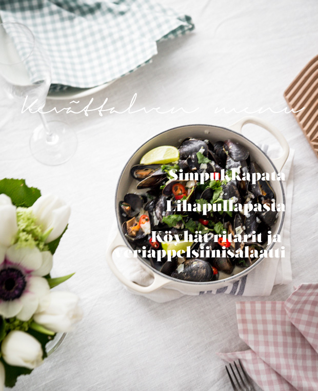 kevättalven-menu