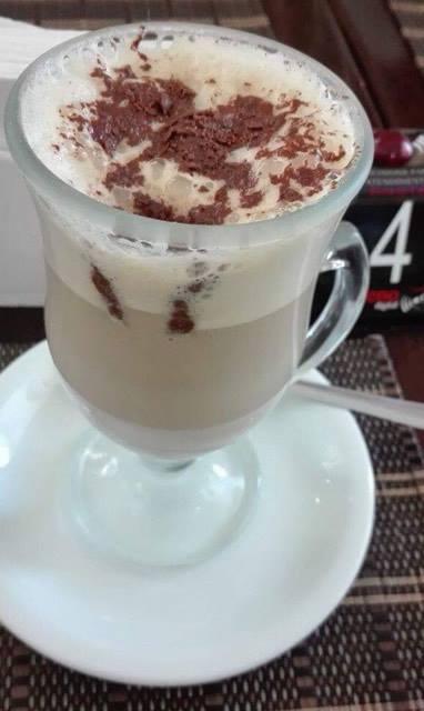 suklaacappuccino