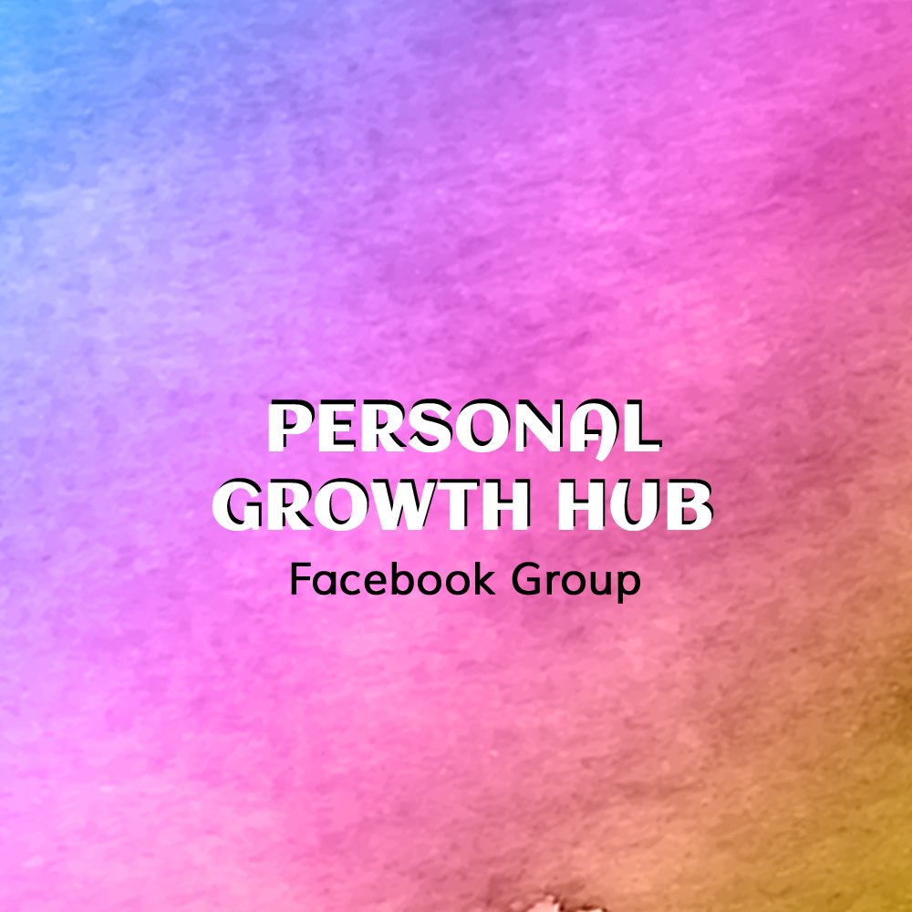 Personal Growth Hub on Facebook