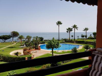 View from apartment Estepona