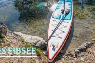 SUP Tour Berlin Goes Eibsee