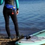 SUP Hardboard at River Havel