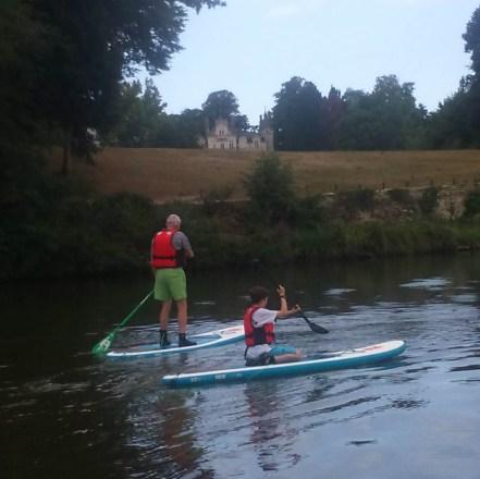 Paddle Nantes Erdre