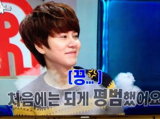 Kyuhyun Radio Star 8