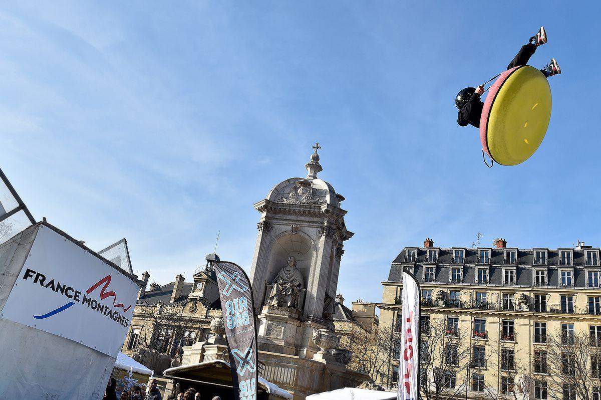 Saint Germain des Neiges, Paris merveilleux !