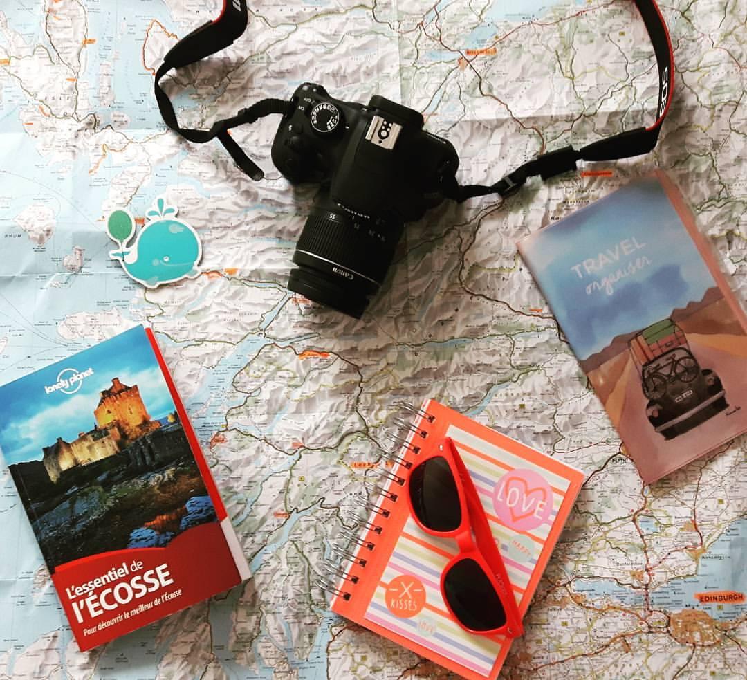 #Ecosse : un road-trip sur les terres brumeuses de Braveheart !