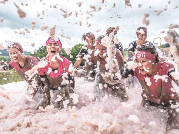 La Muddy Angel Run, une course dans la boue pour la bonne cause !