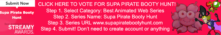 Vote SPBH for Best Animated Series
