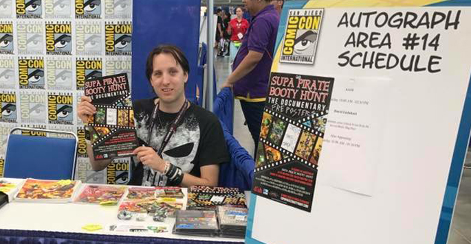 Pics from SPBH at SDCC 2017