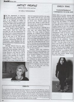 Kala Magazine Article (2)