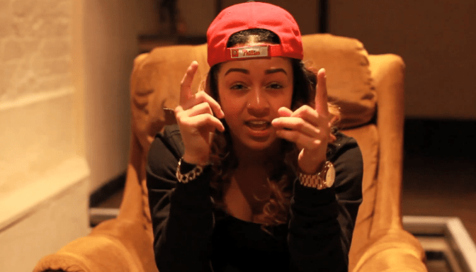 Paigey Cakey Gives Reason to DFL her the new MIXTAPE