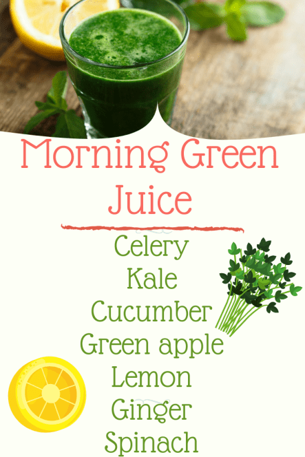 juicing for lean abs workout