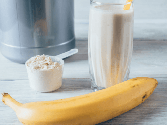 protein shake recipe gain weight