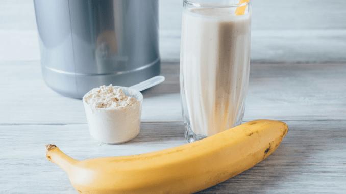 protein shake recipe gain weight