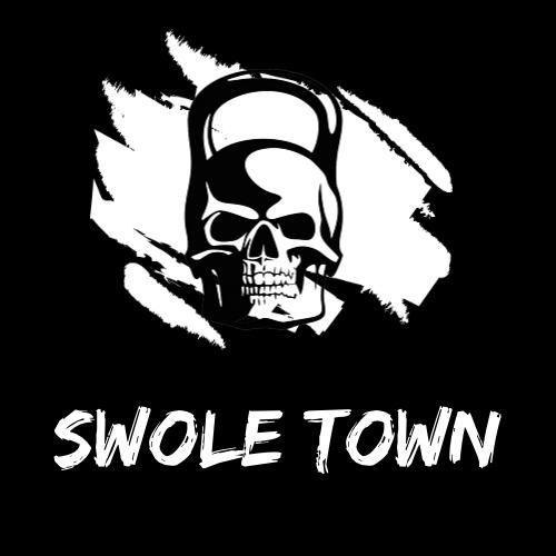 swole town logo