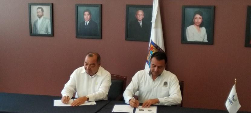 Firma del Contrato Colectivo de trabajo 2018 – 2019