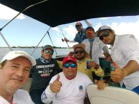 4 Durante la pesca