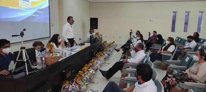 Segunda Asamblea General Ordinaria
