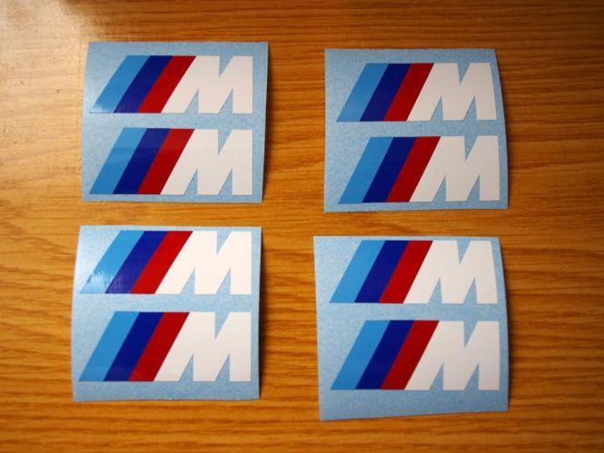Bmw M Sport Caliper Decals Best BMW Series - Bmw m brake caliper decals