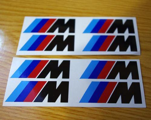 Bmw M Sport Brake Caliper Decals Best BMW Series - Bmw m brake caliper decals