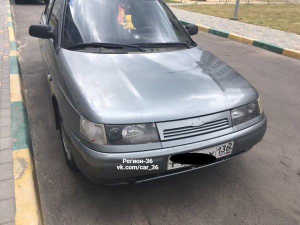Воронежец с помощью автомобильного номера замаскировался ...