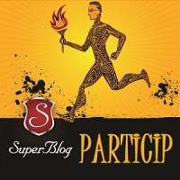 Participare SuperBlog 2016