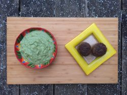 brocolis, épinards, persil et pomme de terre pour une bonne purée de légume équilibrée