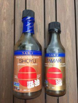 Sauce de Soja et Tamari pour Super Boîte à Lunch
