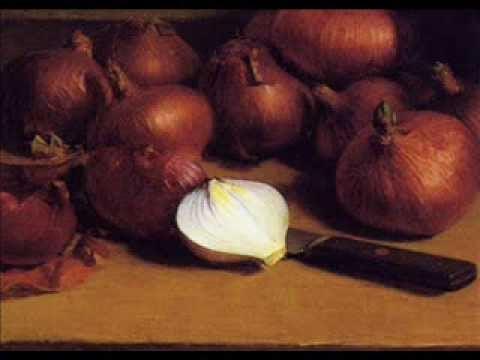 Les oignons rouges d'Ozias Leduc