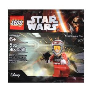 Rebel A-Wing Pilot - Polybag Lego Star Wars 5004408