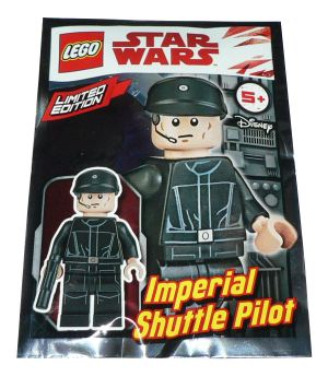 Imperial Shuttle Pilot (Edition limitée) - Polybag Lego Star Wars 911832