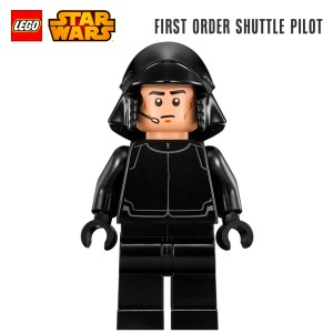 Minifigure Lego® Star Wars - First Order Shuttle Pilot