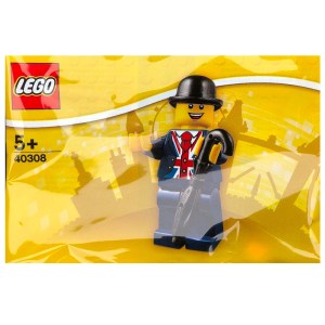Lester - Polybag LEGO® Exclusif 40308