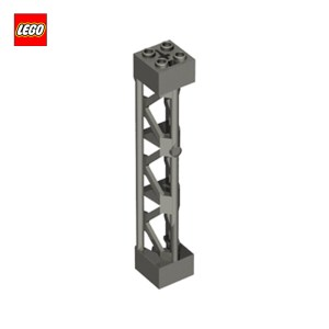 Pilier / Support 2x2x10 - Pièce LEGO® 95347